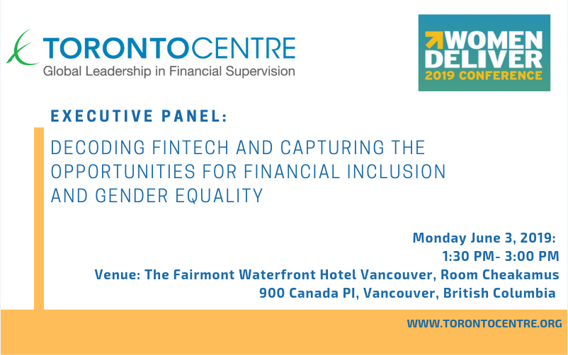 Executive Panel: Decoding Fintech and Capturing the Opportunities for Financial Inclusion and Gender Equality